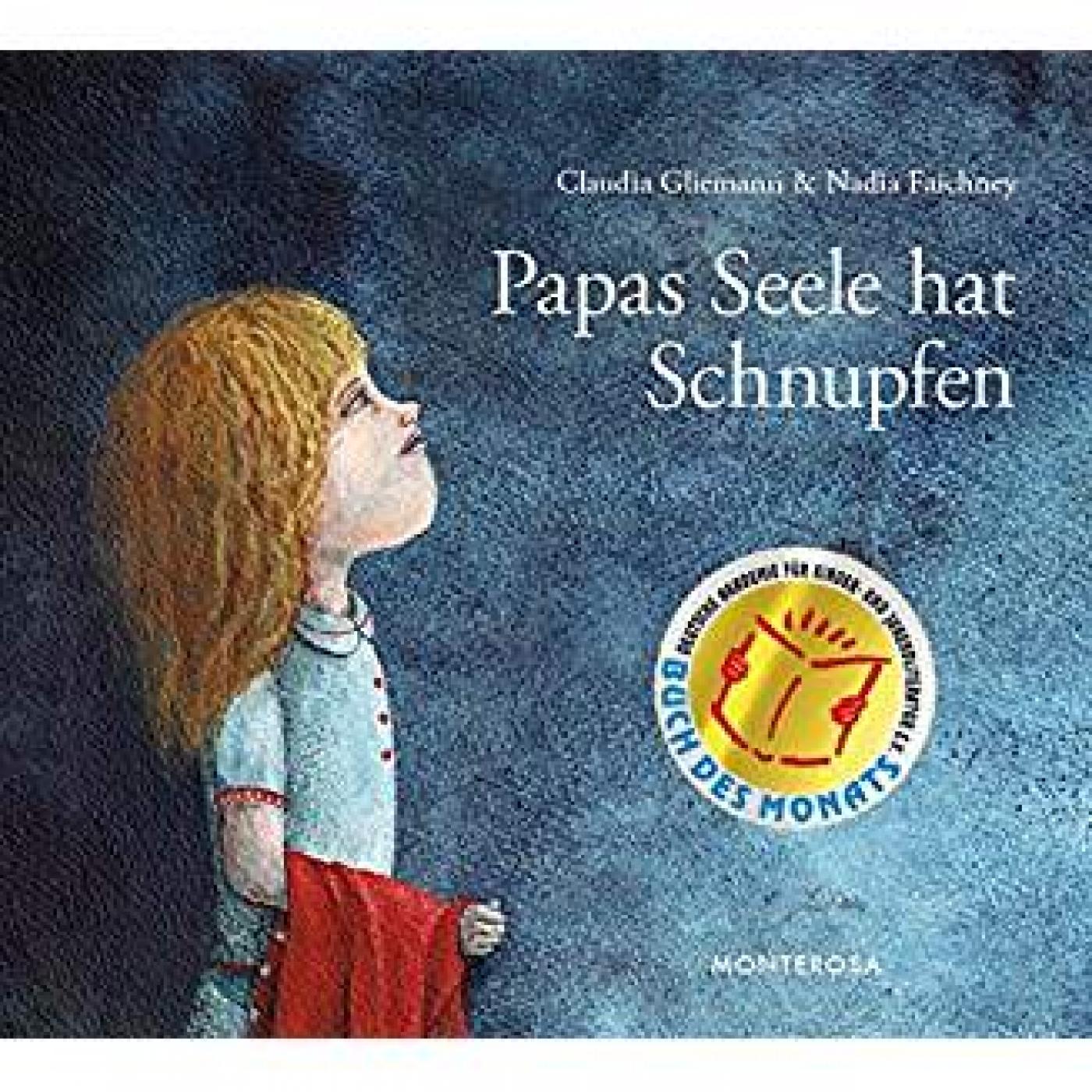 """""""Papas Seele hat Schnupfen"""" - Musikalische Lesung im Strickcafé in Horn- Bad Meinberg"""