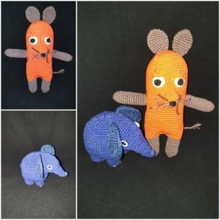 Die Maus und der Elefant