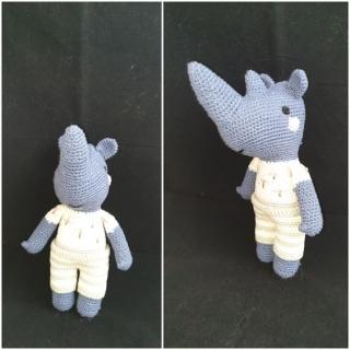 Nashorn Rhino Rocco