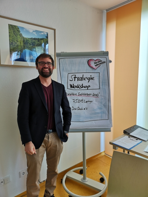 Strategie Workshop zum Thema