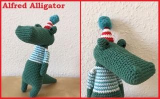 Alfred der Alligator