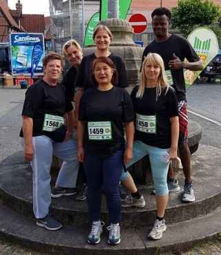 Firmenlauf in Herford