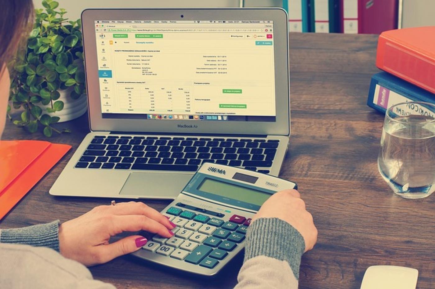 Stellenausschreibung im Bereich Buchhaltung