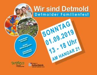 Familienfest in Detmold