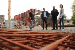 """Dorfgemeinschaftszentrum Café """"mitgeDACHT"""" wird im Frühjahr 2020 fertig"""