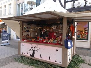 Weihnachtsmarkt in Detmold