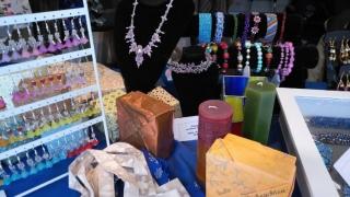 Kreativgruppe des APD's auf dem Weihnachtsmarkt