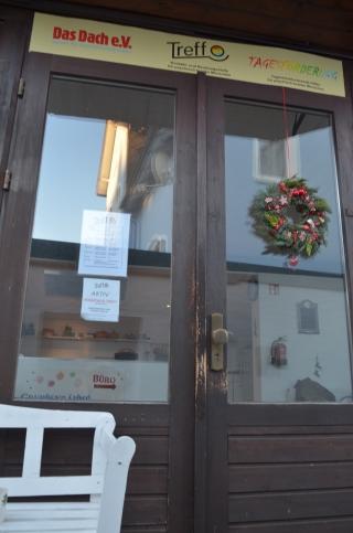 Kontakt- und Beratungsstelle vorübergehend geschlossen